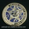 Monete dure dello smalto di alta qualità dell'oro all'ingrosso di metallizzazione