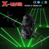 Straal van de Laser van de disco toont de Lichte Bewegende Hoofd