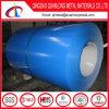 Chapa de aço do Galvalume de Ral3002/3020/9006 PPGL Prepapinted nas bobinas