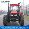 120HP 4WD High Power 6 Cylindres Grand Tracteur agricole