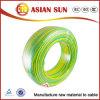 Cable eléctrico del aislante del PVC de la alta calidad 450/750V