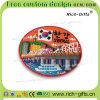 3D 연약한 고무 냉장고 자석 한국 (RC-KA)를 가진 여행자 기념품 승진 선물