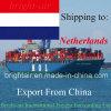 Definição do transporte do mar do navio de carga da logística de negócio do navio de China a Amsterdão, Rotterdam