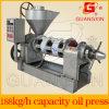 Machine en gros de Macking d'huile de pépins de paume (YZYX10-6/8/9WK)
