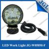 15W indicatore luminoso magnetico del lavoro di azionamento della lampada LED del lavoro della base LED