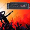 Circuito audio del amplificador de potencia de los canales X-5040 4