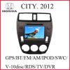영상 Recorde (K-9208)를 가진 도시 2012년을%s 차 DVD GPS 항법