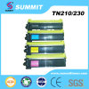 Laser compatible Color Toner Cartridge para TN210 TN230
