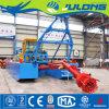 8インチの販売のためのJulongのジェット機の浚渫船/ジェット機の吸引の浚渫船