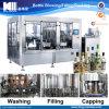Automatischer abgefüllter Wine/Vodka/Whisky Produktionszweig