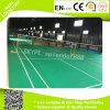 Прочный крен циновки настила Badminton PVC спорта