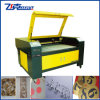 CO2 laser Cutter con Two Heads, CCD, up-Down Table