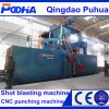 Q69 H BeamかSteel Plate Shot Blasting Machine