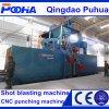 Viga de Q69 H o máquina del chorreo con granalla de la placa de acero