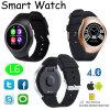 Telefoon van het Horloge van Bluetooth de Slimme voor Androïde en Ios (L6)