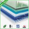 Impato - folhas resistentes de Multiwall do policarbonato com os painéis de parede plásticos do PC UV