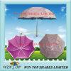 Ombrello a cristallo dello schermo della pioggia della manopola delle signore di stile della Corea (WT2122)