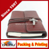 Jornal de couro, caderno de couro, diário de couro (520044)