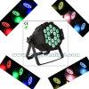 Diodo emissor de luz profissional PAR Indoor de Full Color RGBW 18*10W