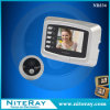 Digitals Door Viewer Peephole Door Camera avec Door Bell Function et Motion Detection