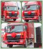 4X2 Mini 15ton Cooling部屋Freezer Truck