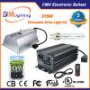 La reattanza di 315W approvata UL CMH con il LED si sviluppa chiara per fare il giardinaggio