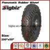 для колеса конька ролика резины 200 50 100 рынка Южной Америки малого пневматического