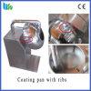 Machine d'enduit de sucrerie de grande capacité