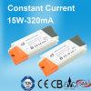 bloc d'alimentation continuel du courant DEL de 32-47V 320mA avec des CB SAA de la CE