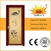 二重ガラスをはめられたガラスアルミニウムシャワーのドア(SC-AAD013)