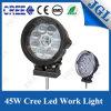 クリー族45Wオフロード防水IP67 LEDの運転作業ライト