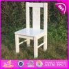 Silla de cena de madera del nuevo niño del diseño 2016, silla de madera del sitio del cabrito de la alta calidad, silla de madera al por mayor W08g163 del bebé