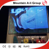 P15.6 MountainアリLED Grid Curtain LED Screen
