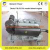 De Gekoelde Dieselmotor van Deutz F4l912 Lucht