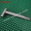 Parte d'acciaio lavorante di CNC anodizzata alta precisione per macchinario