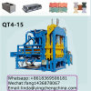 Advanced Technology High Efficiency bloc machine de Chine Fabrication