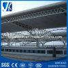 Almacén ligero prefabricado de la estructura de acero de los diseños de proyectos de la construcción de edificios del metal