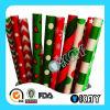 Colore rosso e Green Top Sales Chevron Zigzag Party Straws
