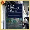 Flughafen Panaflex acrylsauerim freienzeichen-Halterung