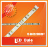 12V SMD3528 0.5m 2.4W Not-Waterproof Rigid LED Strip