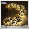 Buntes Zeichenkette-Licht des 30 Birnen-Feiertags-Dekoration-Weihnachtenled