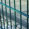 Recinto di filo metallico rivestito del PVC del fornitore della Cina doppio
