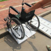 Loading Capacity 600lbs를 가진 접히는 Portable Ramp Wheelchair Ramp