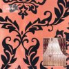 Flocage de Dupioni Fabric pour Window Curtain Fabric