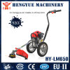 Roda Brush Cutter com Quick Delivery
