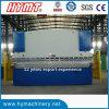 WC67Y-100X6000 Hydraulic faltende Maschine der Stahlplatte/verbiegende Maschine des Kohlenstoffstahls