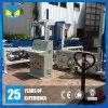 Halbautomatischer hydraulischer hohler Block, der Maschinen-Preis bildet