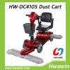 Conducción del carro del depurador del piso del polvo que aljofifa