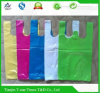 Изготовленный на заказ печатание хозяйственных сумок тенниски HDPE/LDPE пластичное