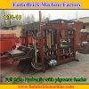 Vollautomatischer hydraulischer Baumaterial-Block, der Maschine herstellt